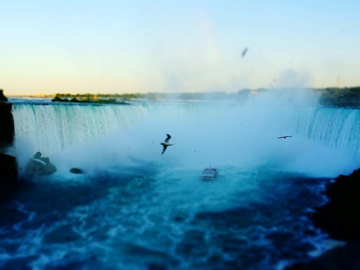 Niagara Falls First Eyeem Photo