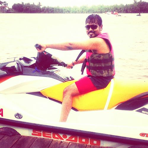 Hanging Out That's Me Enjoying Life Bike Backwaters Watersport Adventures Adventure Time Photography Fun