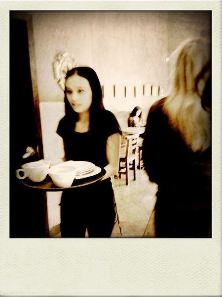 At Caffè Artigiano
