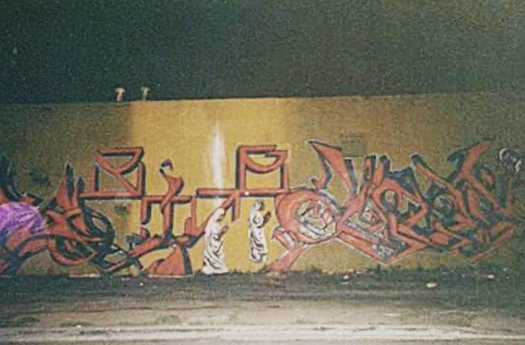 Inner city Chicago Westside 1999