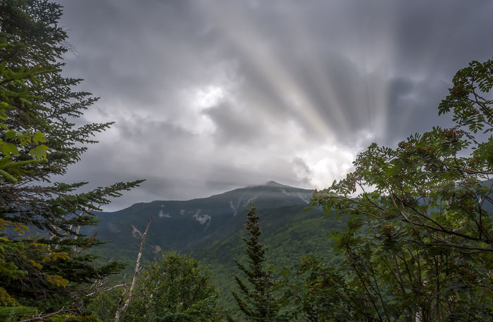 """MOUNTAIN RAYS """"I am losing precious days. I am degenerating into a machine for making money. I am learning nothing in this trivial world of men. I must break away and get out into the mountains to learn the news"""" ― John Muir . . . . PHOTOS AVAILABLE FOR SALE IN MANY SIZES ..... ..... ..... ..... ..... ..... #RoMurphyPhotography Climbing A Mountain Cloudscape Hiking Rays Of Light Serenity Clouds Clouds And Sky Hiking Adventures Peaceful Rays Of Sunshine Rays Of The Sun Serene Outdoors Sun"""