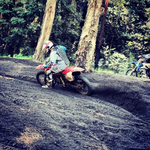 Honda Cr500 CR Motocrossporn