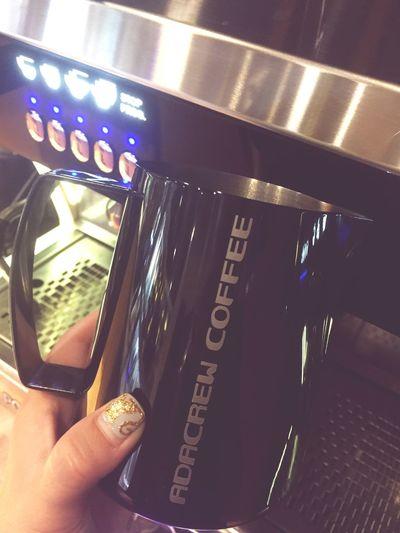 Last day. Coffee