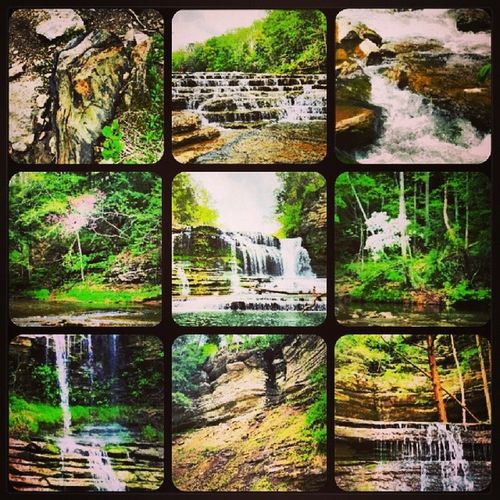 SUNDAY EXCURSION USA Tennessee Lebanon Home_sweet_home SPRING_ Nature Trees Blooms Greenery Bluesky CLOUDSPACE Canyon Water Creek WATER_FALLS SWIMMING_HOLE
