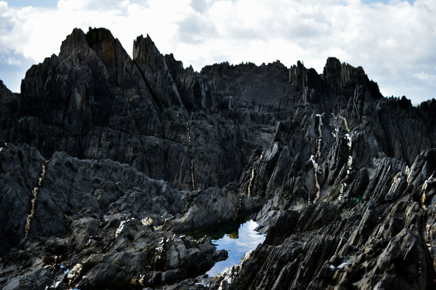 Woolacombe, Devon Black Cliffs Outdoors