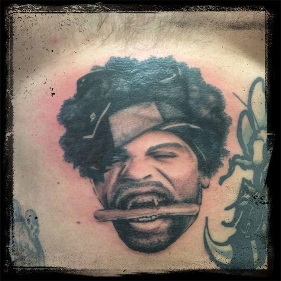 My new Tattoo Methodman