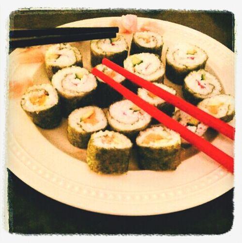 Shushi <3 Food Porn Zelfmate Japan Food