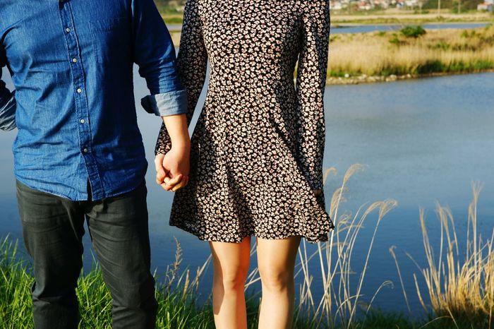 Fashion&love&beauty Fashion Hold Hands Couples❤❤❤ Couple Snapshots Of Life EyeEm Best Edits The Portraitist - 2015 EyeEm Awards