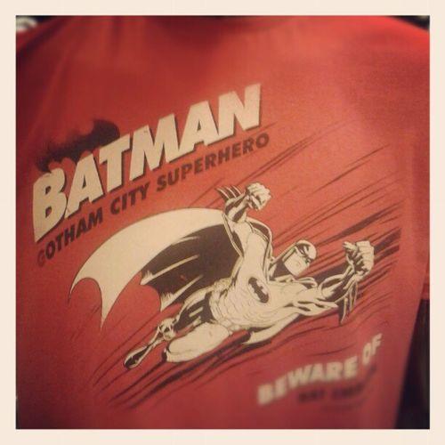 Batman Batman Tshirt Superhero Reserved