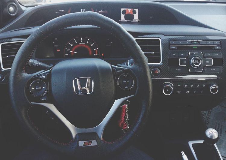 My Baby Honda Civic Si