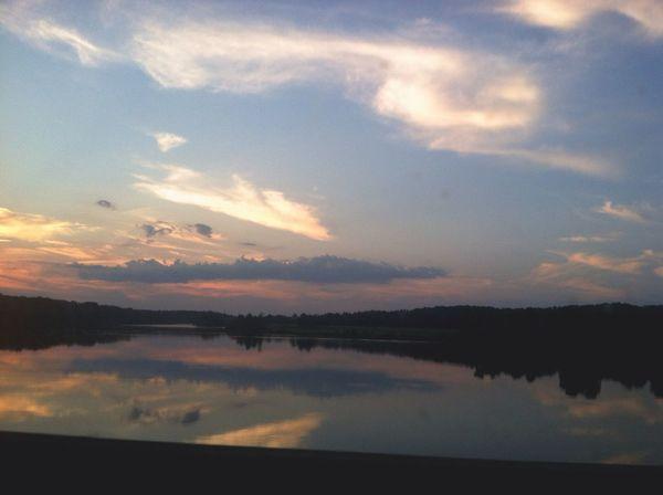 Clouds And Sky Sky Hello World Love Beautiful Clouds Bridge Driving Picoftheday Enjoying Life ❥❥❥