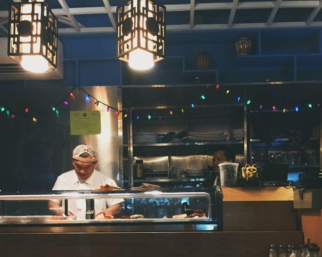 Sushi Chef Eyem Best Shots Hoboken Portrait Of A Stranger The Portraitist - 2015 EyeEm Awards