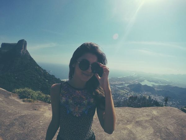 Sunglasses Hiking Nature Pedra Bonita Riodejaneiro Rio CCM