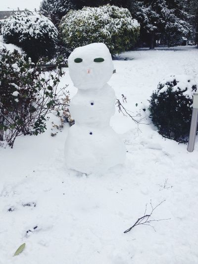 Snow ❄ Winter Snowman⛄ With Sister GoodDay❤