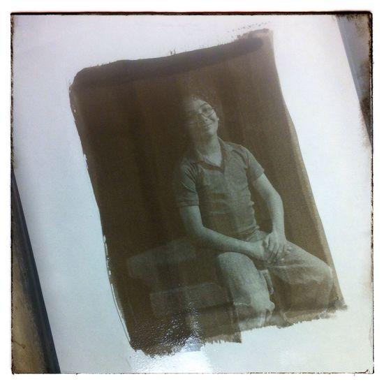Palladium print. Palladium YYC Photography Traditional