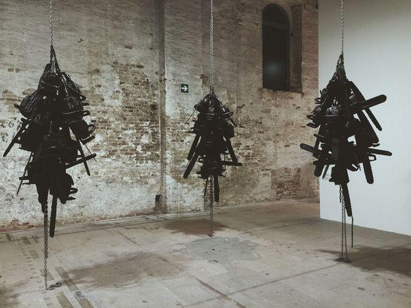 Chainsaw Art La Biennale Di Venezia Venicebiennale2015 Minimalism Simplicity From Vienna To Milan
