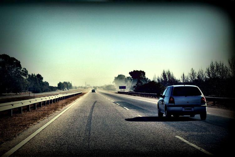 Highway Traffic rosario cordoba