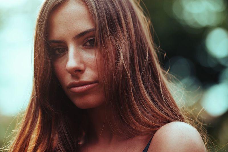 Portrait Model Beautyisourduty This Is Natural Beauty
