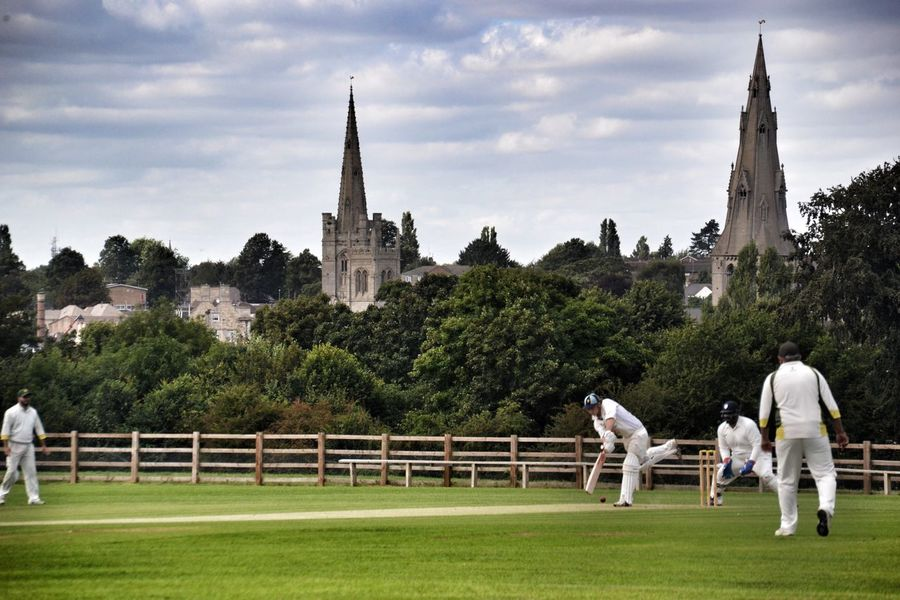 The Color Of Sport Cricket Field Cricketer Cricket Pitch Countryside Country Life Country Living English Countryside English Culture