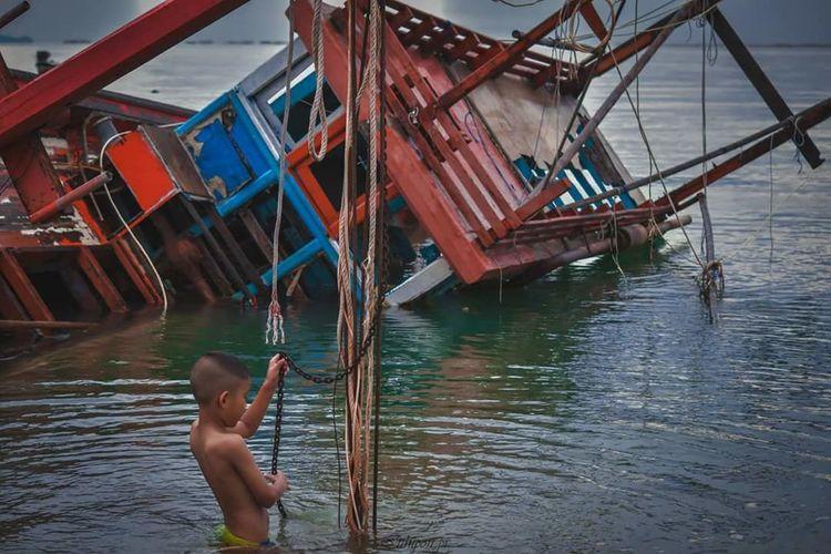 Pattaya... Water Shirtless Nautical Vessel