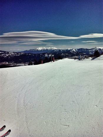 Les Angles Skiing Ski Landscape_Collection Cielo Azul Amazing_captures Landscape