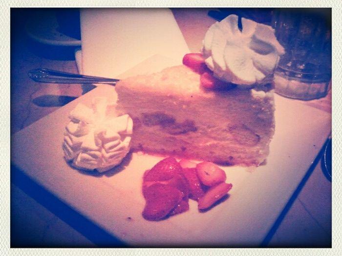 Lemoncello Cake Tarte