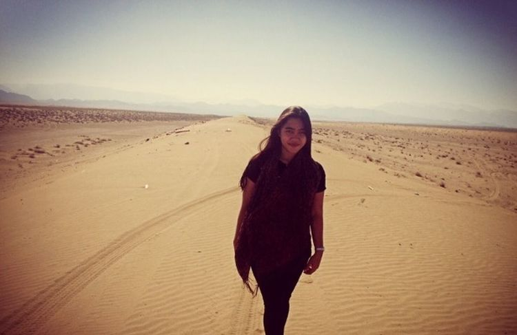 Desert Sandune Oman