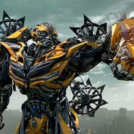 New Design Bumblebee.... CHEVROLET CAMARO NEW FOR Tf4 Autobots