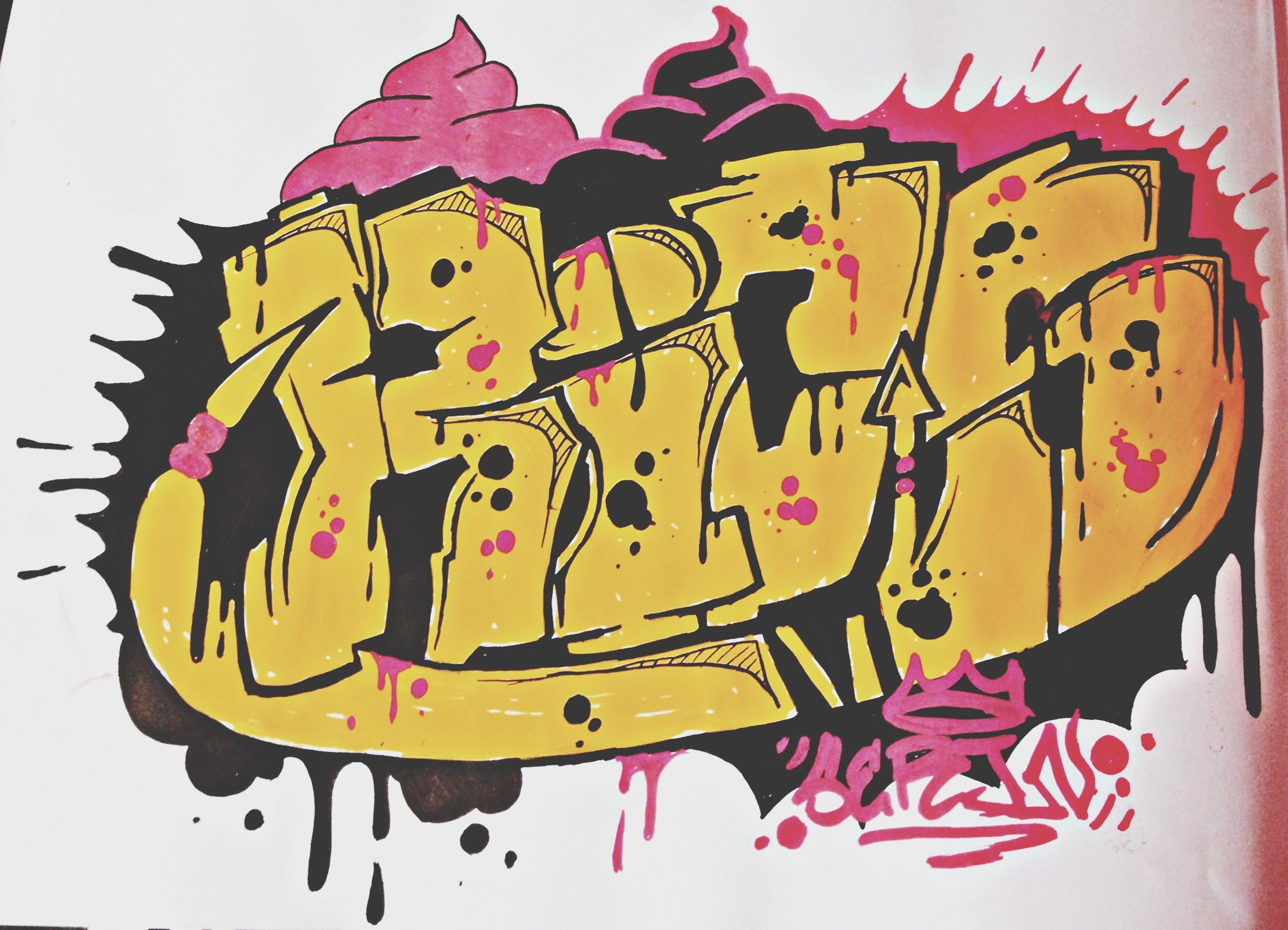 art and craft, creativity, art, multi colored, low angle view, wall - building feature, human representation, graffiti, decoration, animal representation, built structure, architecture, close-up, craft, indoors, design, text, no people