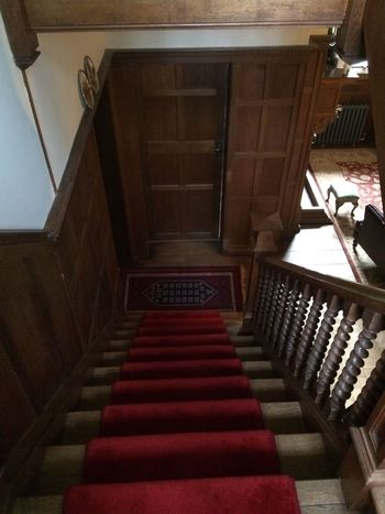 Country Mansion English Oak Heritage Staircase