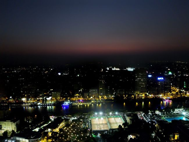 Night Illuminated Arts Culture And Entertainment City Nightlife Outdoors No People Cityscape Sky Landscape Multi Colored Tree Urban Skyline Popular Music Concert S8Photography Egypt Cairo Egypt Water Tree Nature