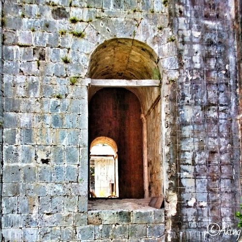 FINELY CRAFTED. I can't imagine how our grandparents worked hard to build towers and walls such like this. Wowphilippines Itsmorefuninthephilippines Wowsiquijor Siquijor ilovesiquijor exploresiquijor tourism centralvisayas visayas livingasia kristv thephilippines belltower landmark SanJuan