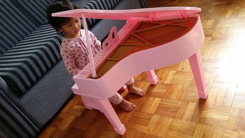 Pastel Power Piano Practice