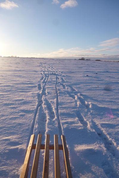 Home Is Where The Art Is Snow Snowwhite Winter Winterwonderland Schlittenfahren Rodeln Familienwanderung Sonntagsspaziergang Chill Wald Und Wiesen Spuren Im Schnee