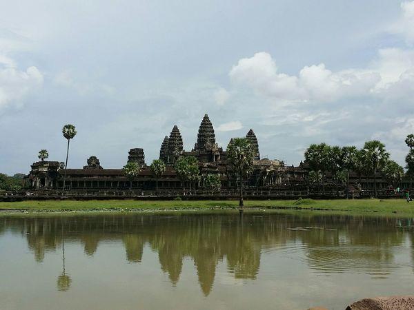 Combodia Angkor Wat