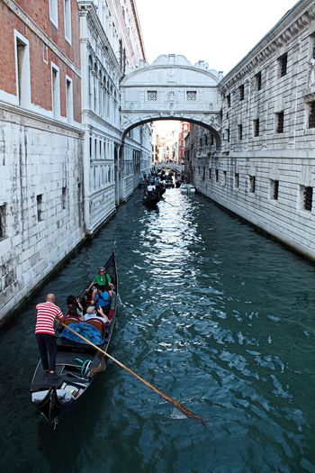 City Gondola - Traditional Boat Gondolier Travel Destinations Architecture Canal Travel Tourism Outdoors Vacations Venice Ltaly Venice, Italy Venice Italy Venice Gondola Venice Canals Gondola Italy Photos Transportation