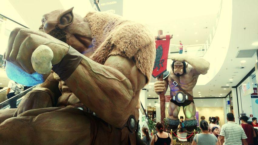 Orcs Exposition Exposition Orcs Metro Itaquera S Men Visiting