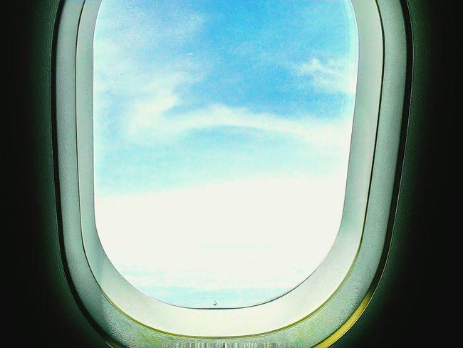 ViewFromTheAirplane Garudaindonesia Garuda Indonesia