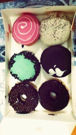 JCo-ing ♥ Foodporn Snack Doughnuts