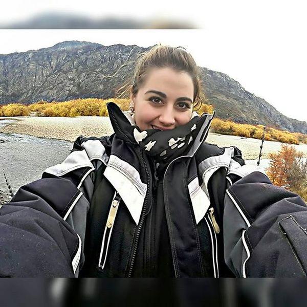 Campo🌳🌲🌱🍃🍁🍂❄🌄 Paisaje Natural First Eyeem Photo Campo Viaje Lago Yo Me Smile❤ Frio ⛄❄ Otoño 🍁 Sonrisa
