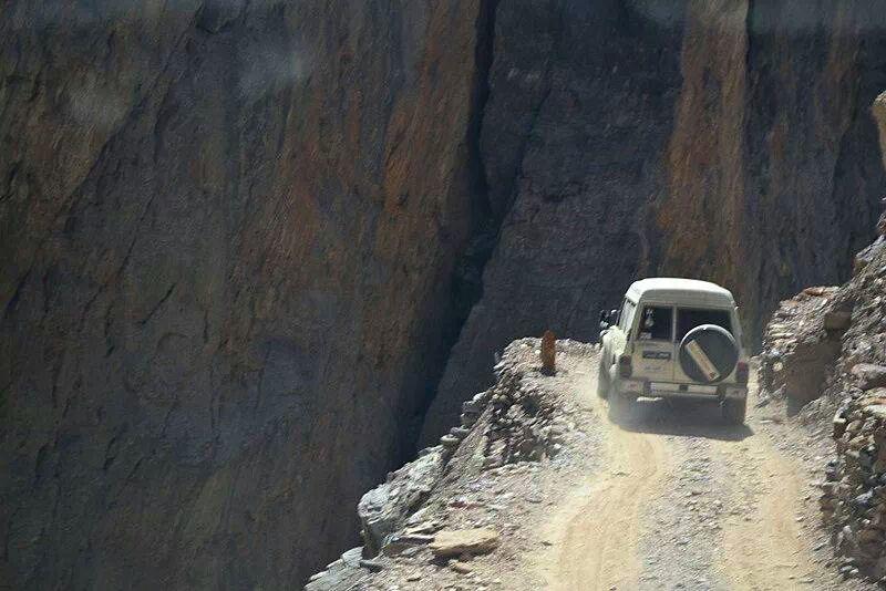 photo taken by a friend Living Dangerously Beauty Of Pakistan Pakistani Traveller EyeEm Best Shots Chitral road.