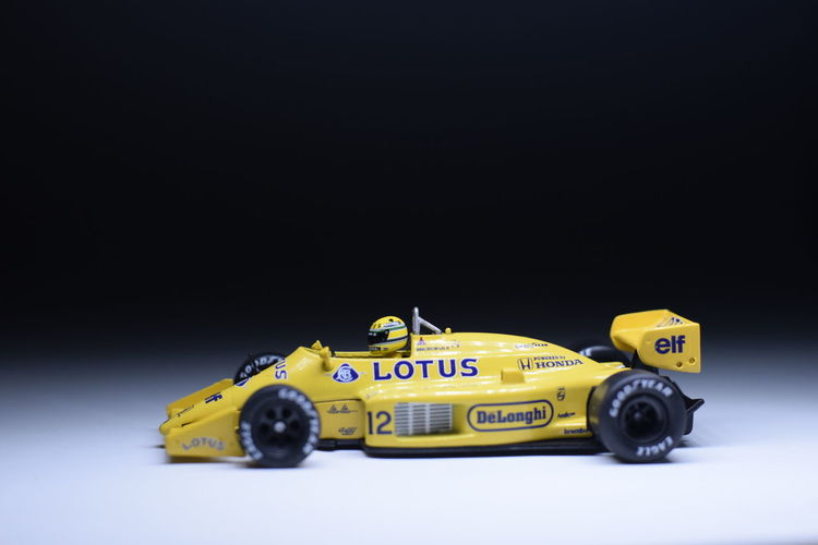 Lotus 99T - Ayrton Senna - 1:43 scale 50mm 50mm F1.8 Diecast Formula 1 Lotus 99T Nikon Auto Racing Car Competition Diecastphotography F1 Motorsport Multi Colored Nikonphotography No People Racecar Senna Sports Race Still Life Studio Shot Toy Toy Car EyeEmNewHere