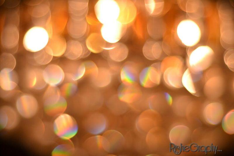Blurred Lights Blurred Dots Blurred On Purpose Super Blur