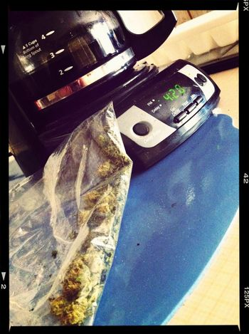 Weed and Coffee 420