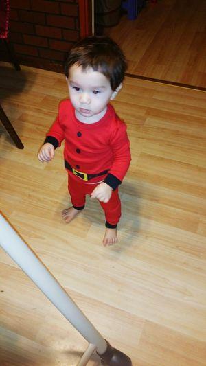 Little Santa santaclaus Santaclaus My Baby Boy