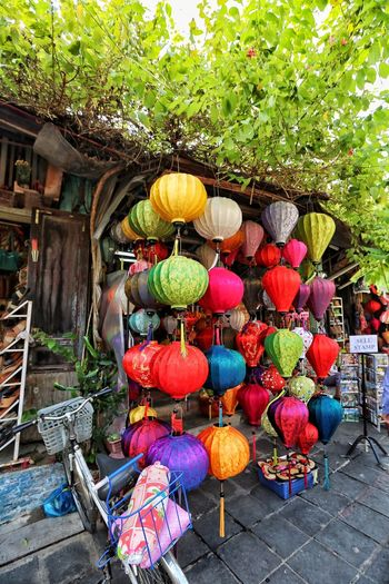 베트남 다낭 '호이안' 거리