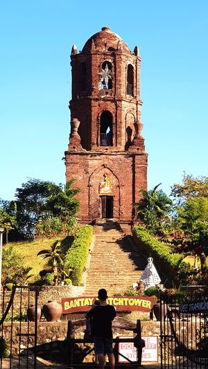 A watch tower from Spaniards Era Historical Building Northern Philippines Spanish Architecture Religion Architecture EyeEmNewHere