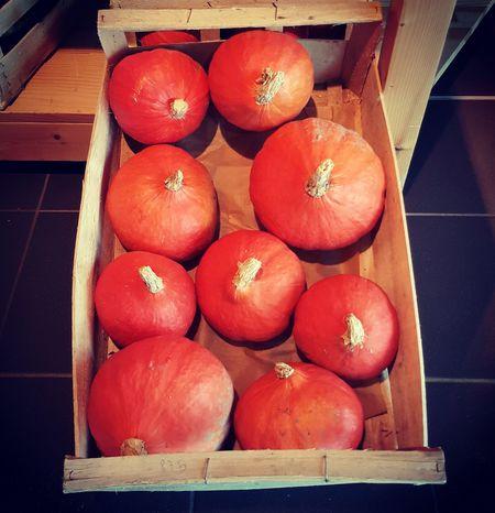 Pumpkin Falltime Autumncolors France 🇫🇷 Grocery Store