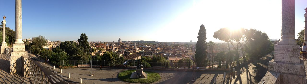 Architecture Building Exterior Exterior Hill Landscape Outdoors Panorama Panorama Of Rome Panoramic Panoramic Photography Panoramic View Parco Di Villa Borghese Roma Roma Villa Borghese Rome Rome Italy Rome Panoramic Views Rome_bigcity The Great Beauty Town Tree Urban Villa Borghese Villa Borghese