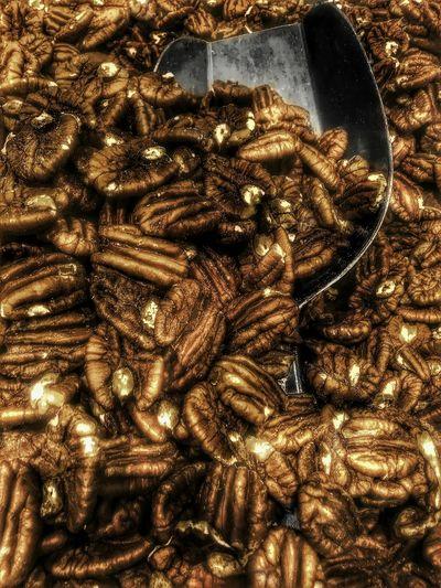 Pecan nuts Nuts